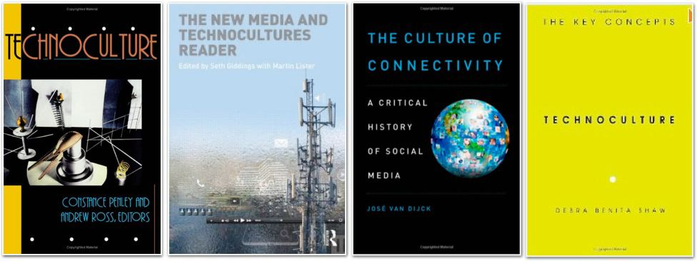 Tecno-cultura libros